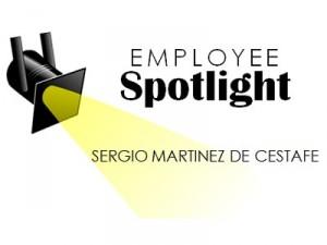 Employee Spotlight - Sergio