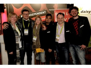Ingenious at Online Marketing Rockstars 2015