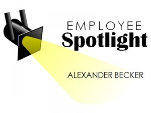 Employee Spotlight on Alex
