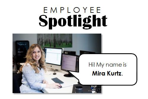 Employee Spotlight Mira