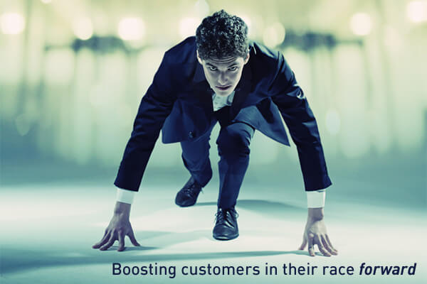 boosting-customers-in-their-race-forward