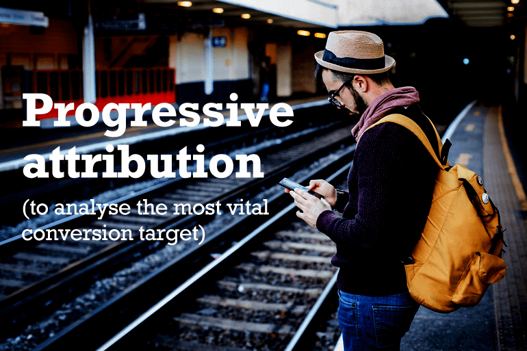 What on earth is progressive attribution?