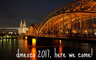 Dmexco 2017 – we will be there!