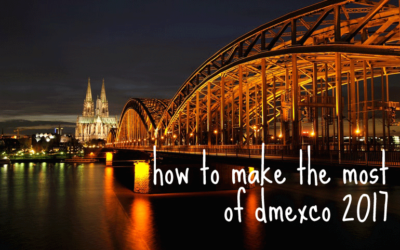 How to make the most of dmexco 2017