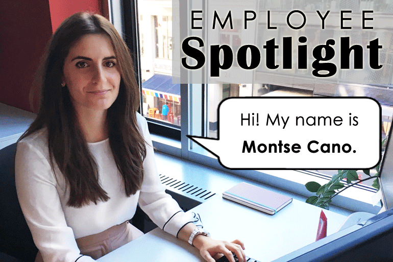 Employee Spotlight: Montserrat Cano Plá