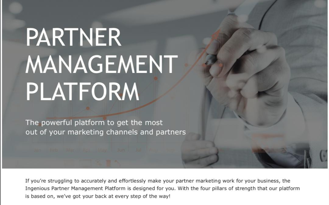 Partner Management Platform