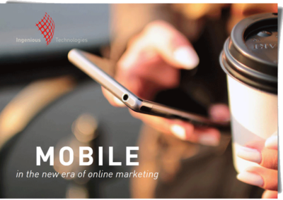 Mobile in the New Era of Online Marketing