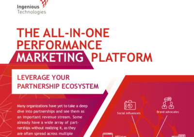 The all-in-one marketing platform