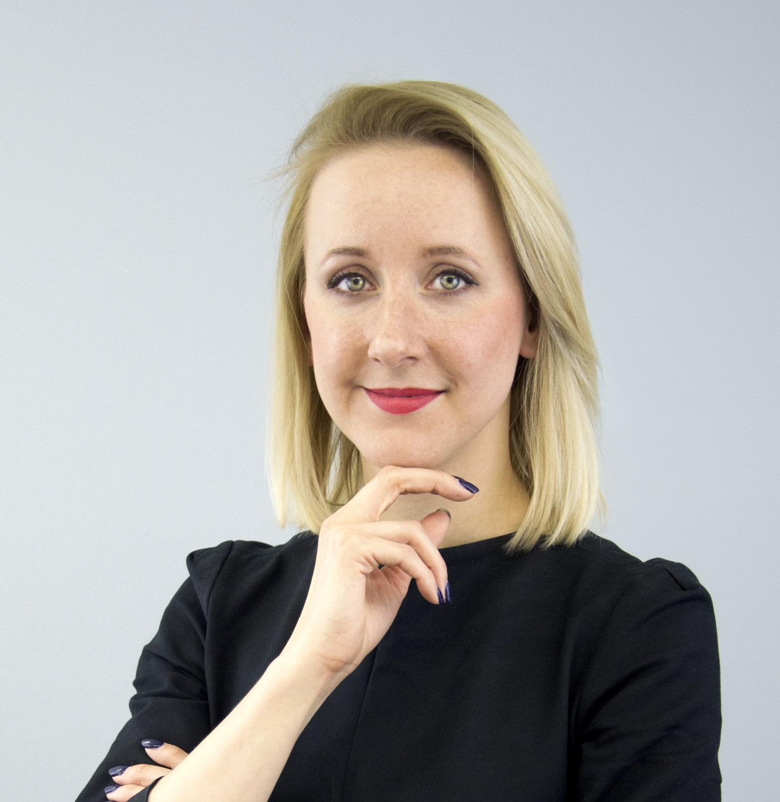 Anna Gromańska Publishing Innovation Director